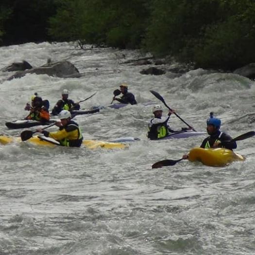 Corso istruttore di canoa commerciale