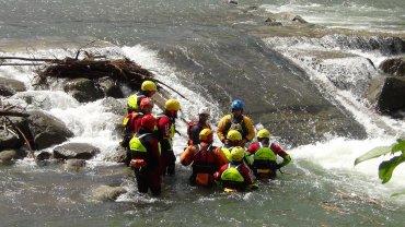 Corso Gestione rischio caduta in acqua