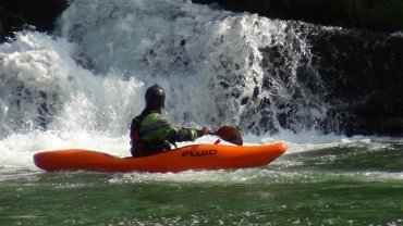 Corso di canoa: Tecnica e sicurezza