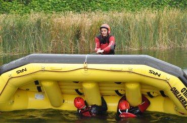 Corso Perfezionamento guida Rafting