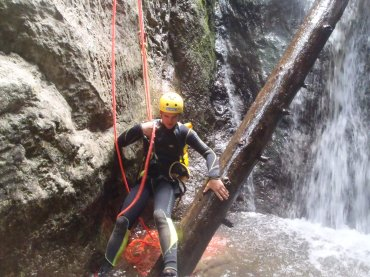 Corso Canyoning e sicurezza in forra