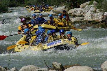 Corso Guida Rafting commerciale