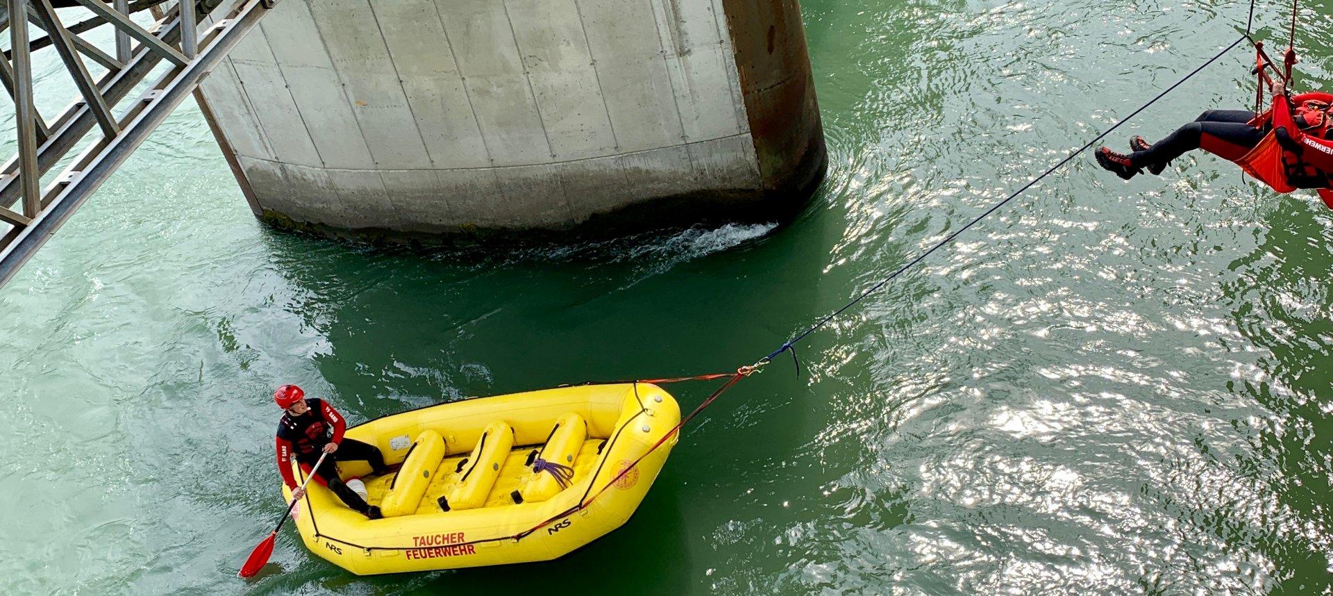 Corso Flood & Rescue