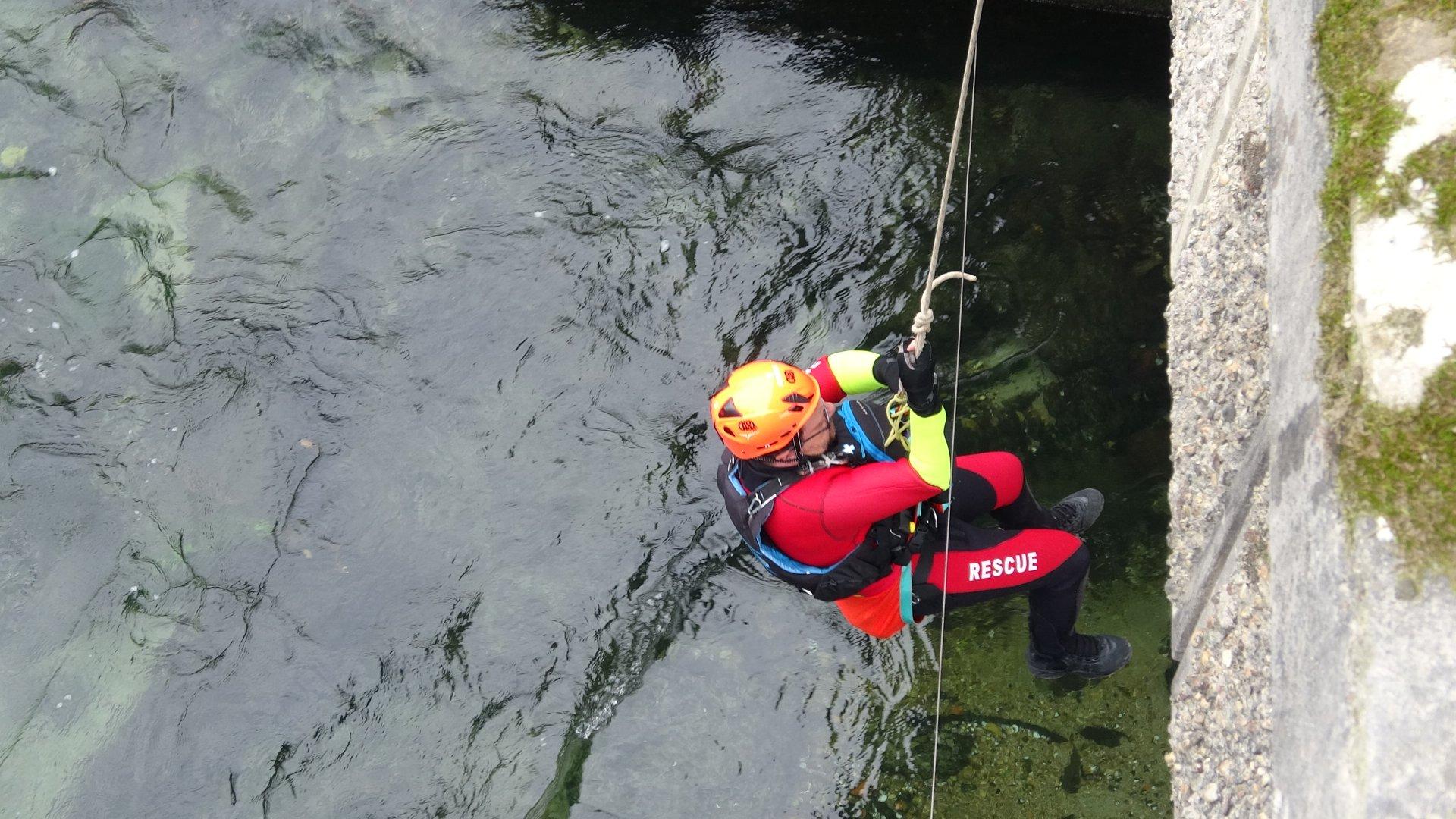 Corso Gestione rischio caduta in acqua (32 ore)