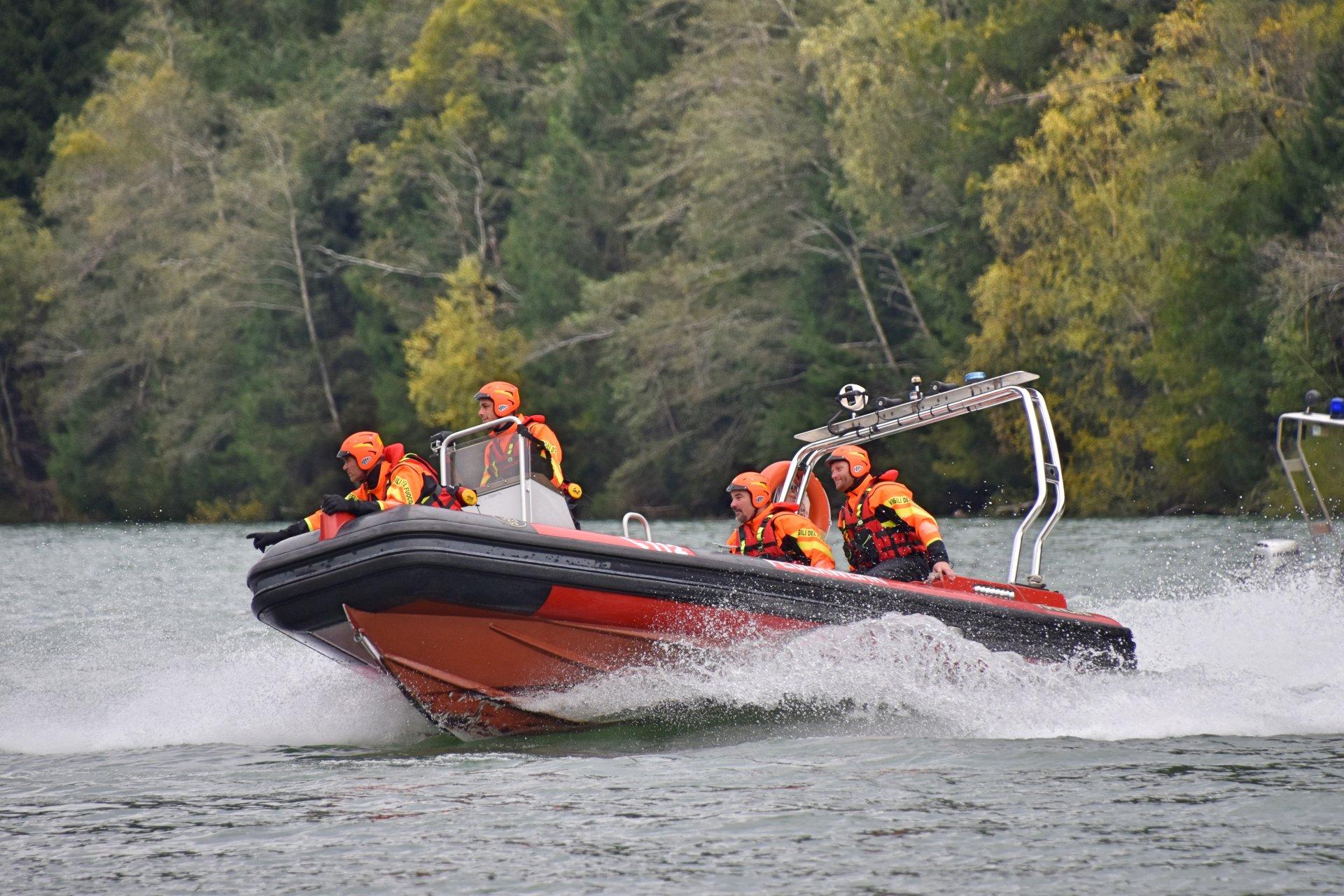 Rescue Project e Protezione civile