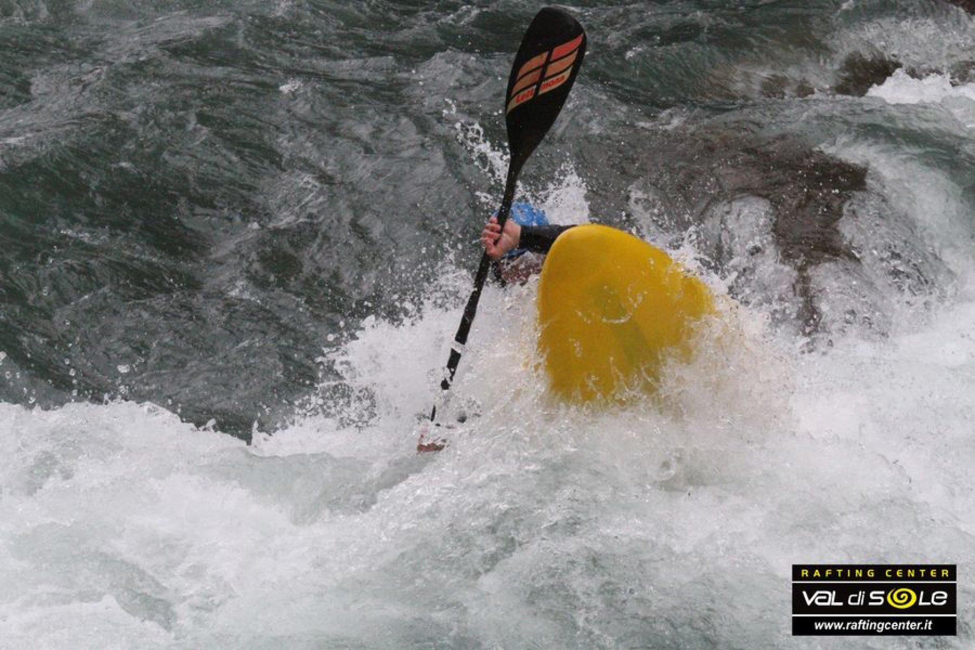 La scelta del kayak