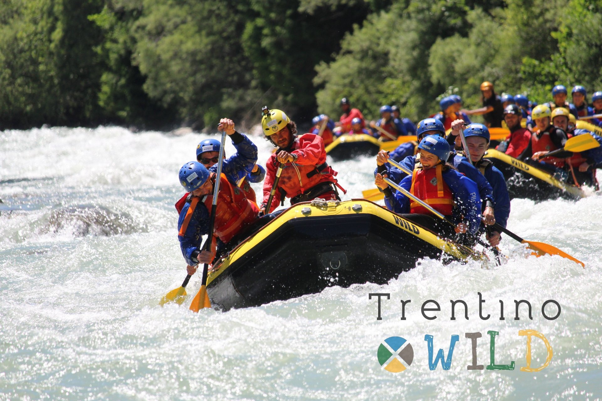 Distanze in fiume, l'importanza di lavorare assieme