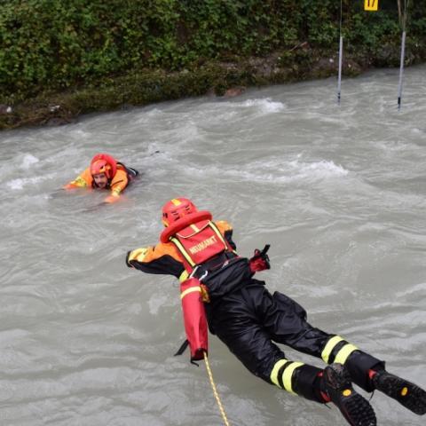 Tecnico soccorritore fluviale 1