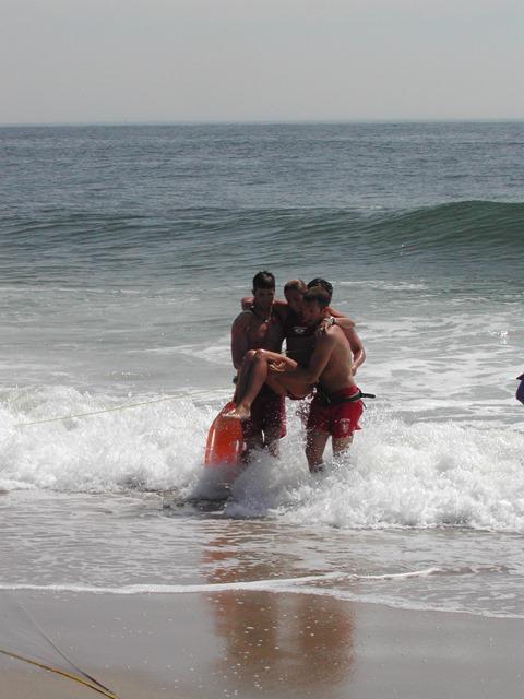 Assistenti bagnanti Rescue Project