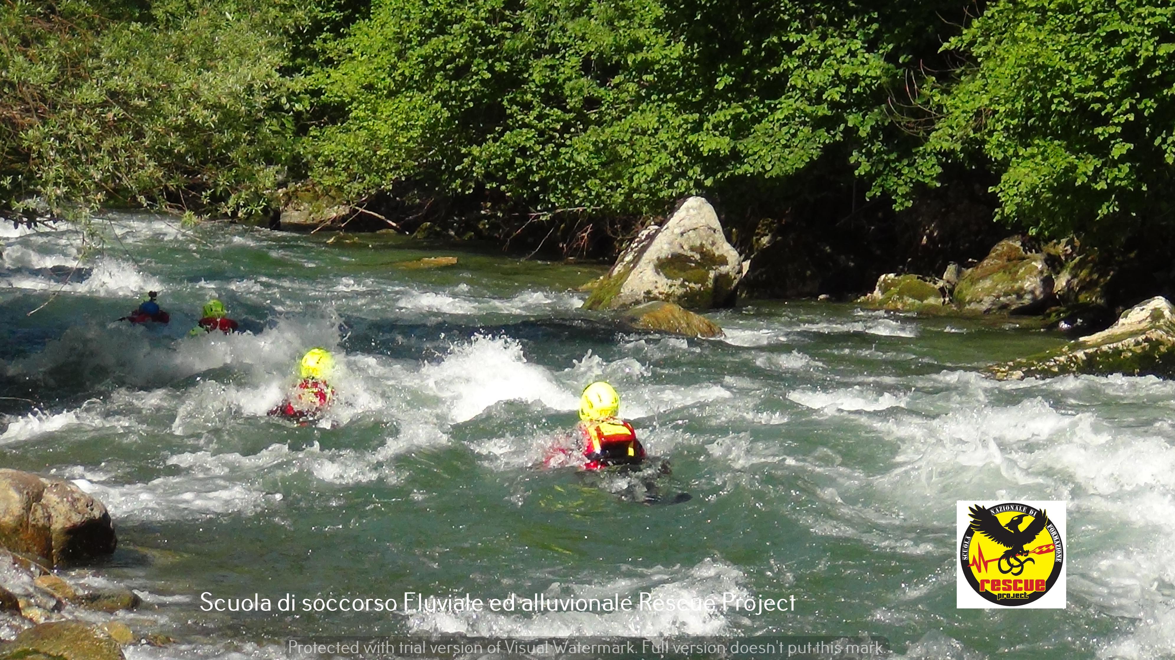 Trentino wild & Rescue Project