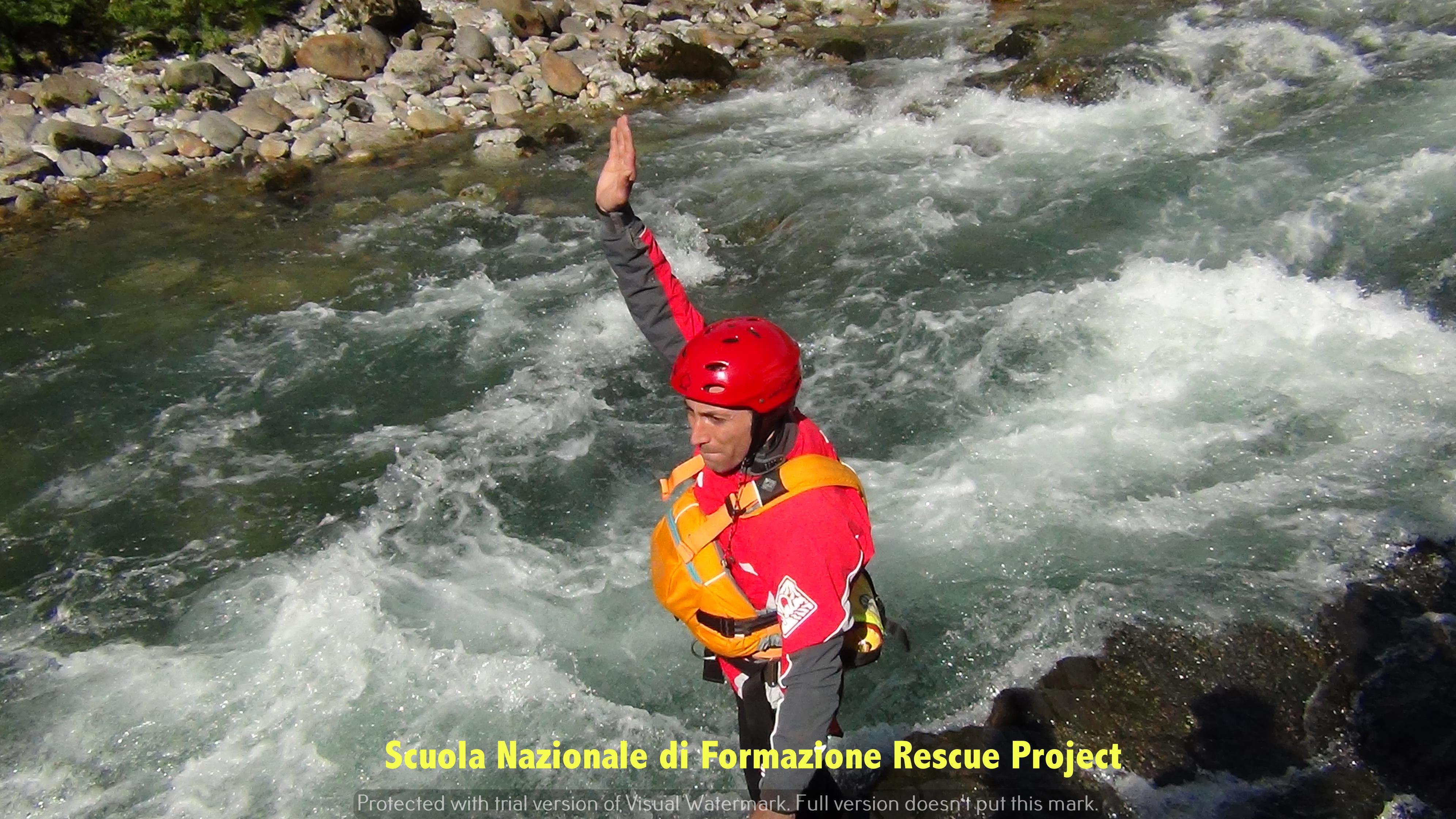 Scuola Nazionale di Formazione Rescue Project7