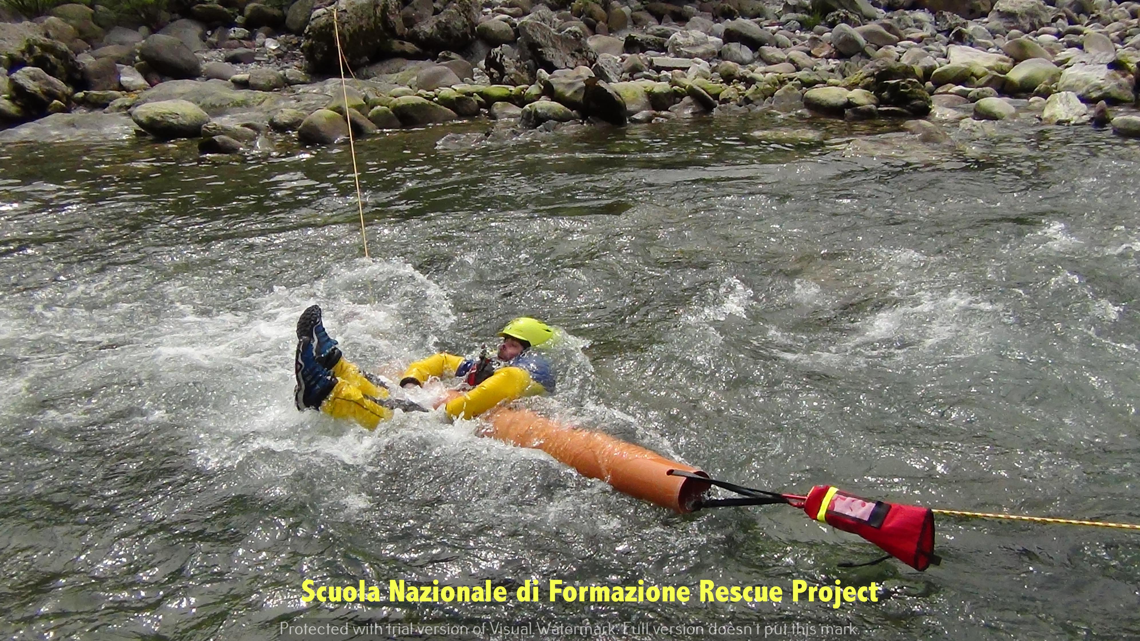 Scuola Nazionale di Formazione  Rescue Project70