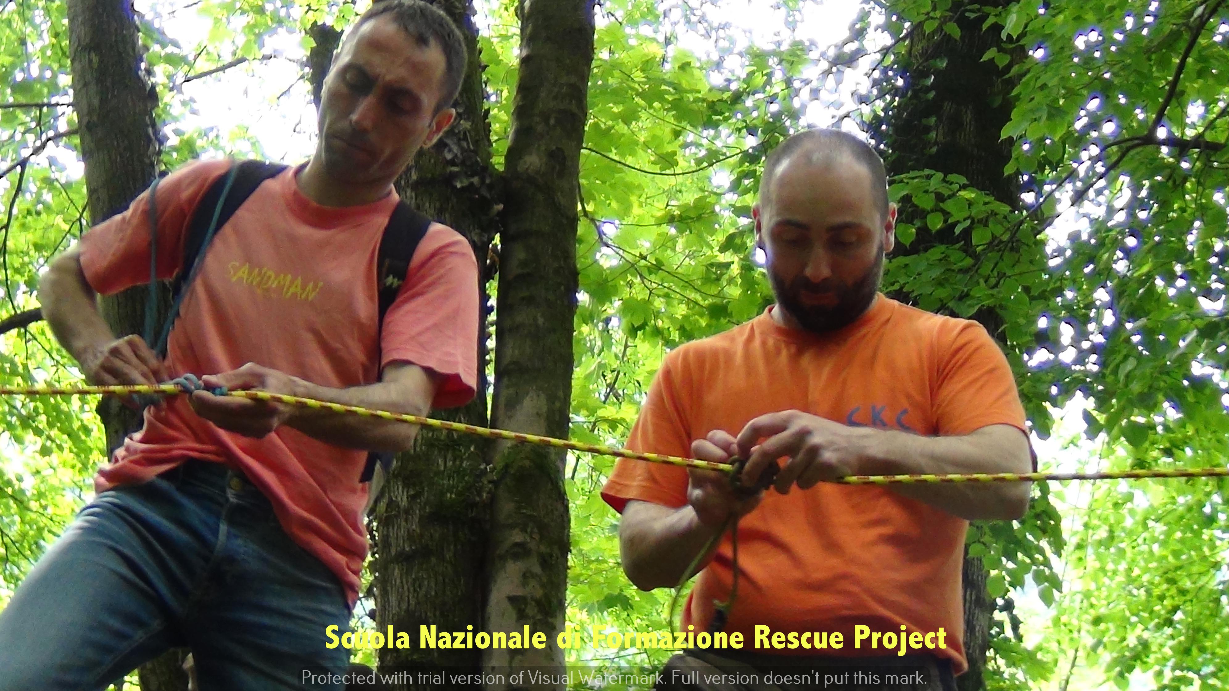 Scuola Nazionale di Formazione Rescue Project78
