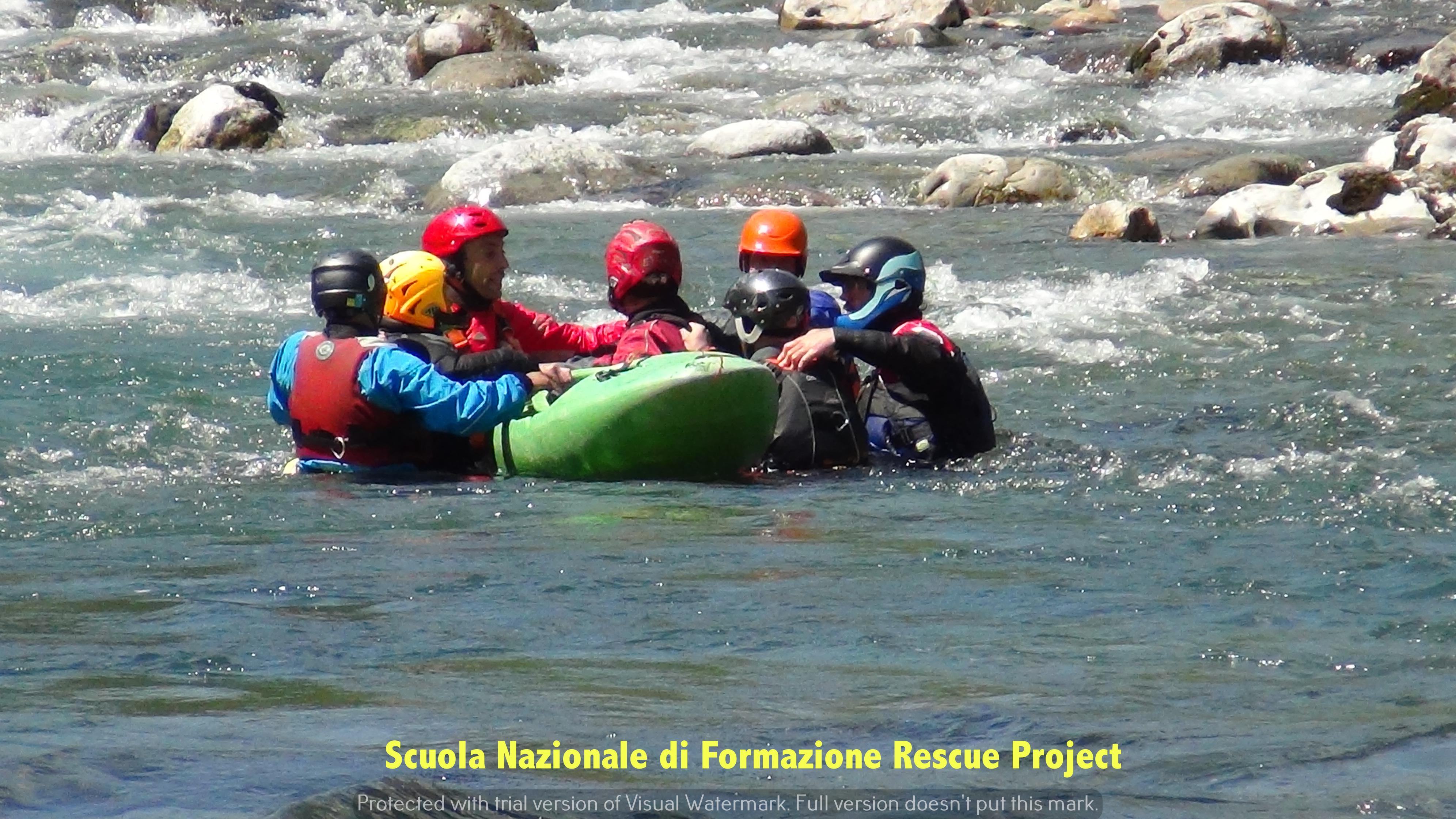 Scuola Nazionale di Formazione  Rescue Project143
