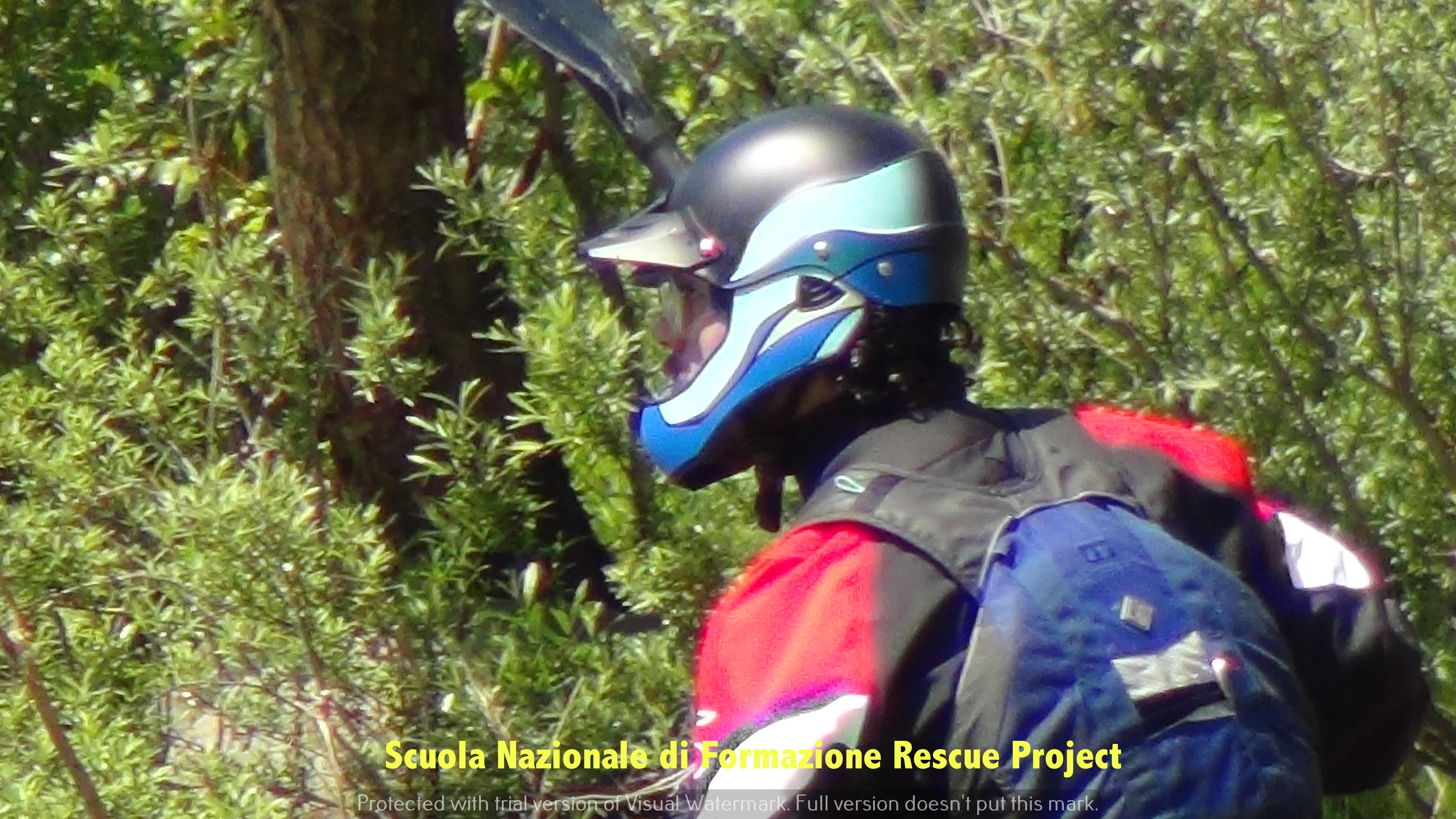 Scuola Nazionale di Formazione Rescue Project149