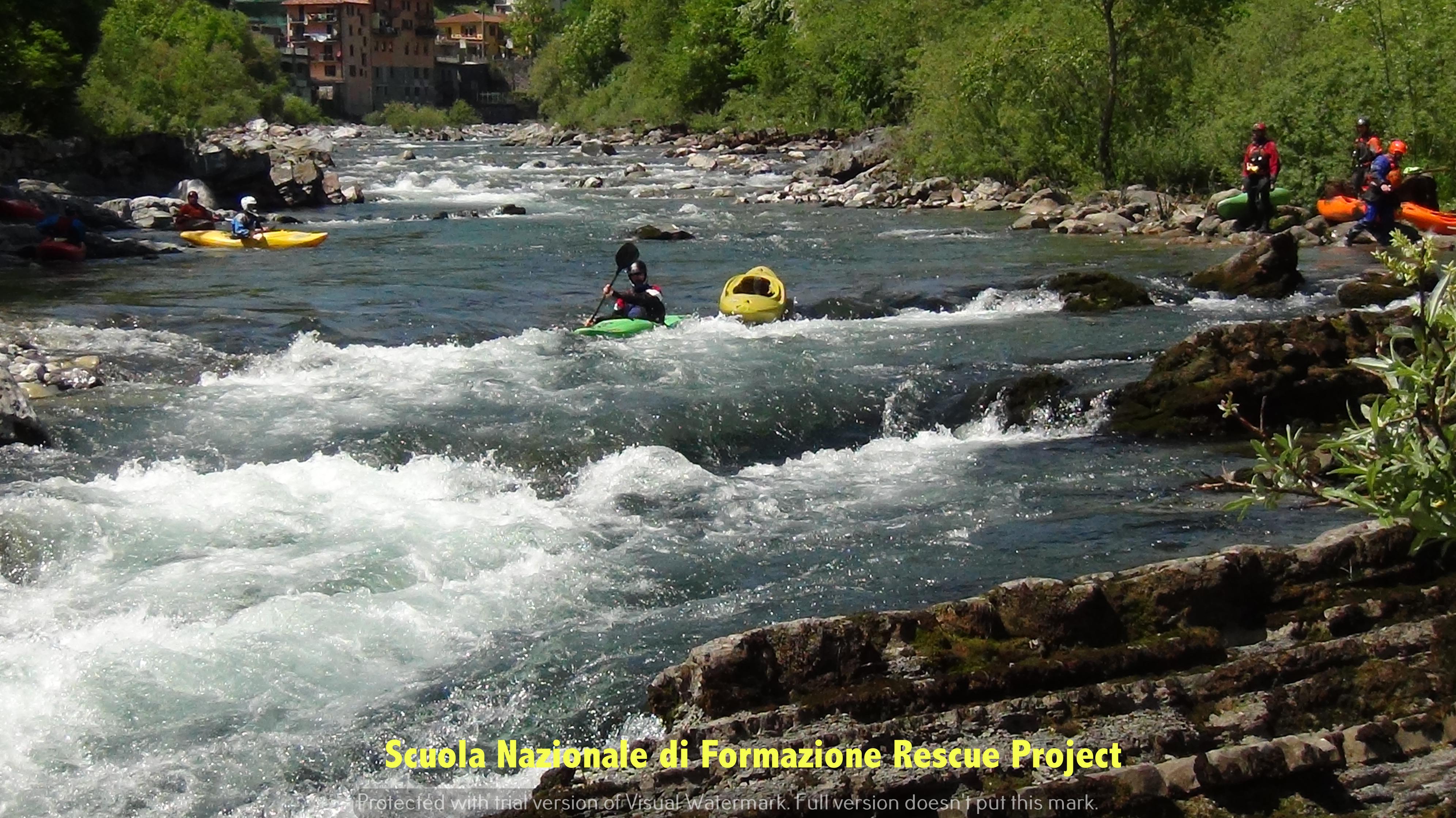 Scuola Nazionale di Formazione  Rescue Project153