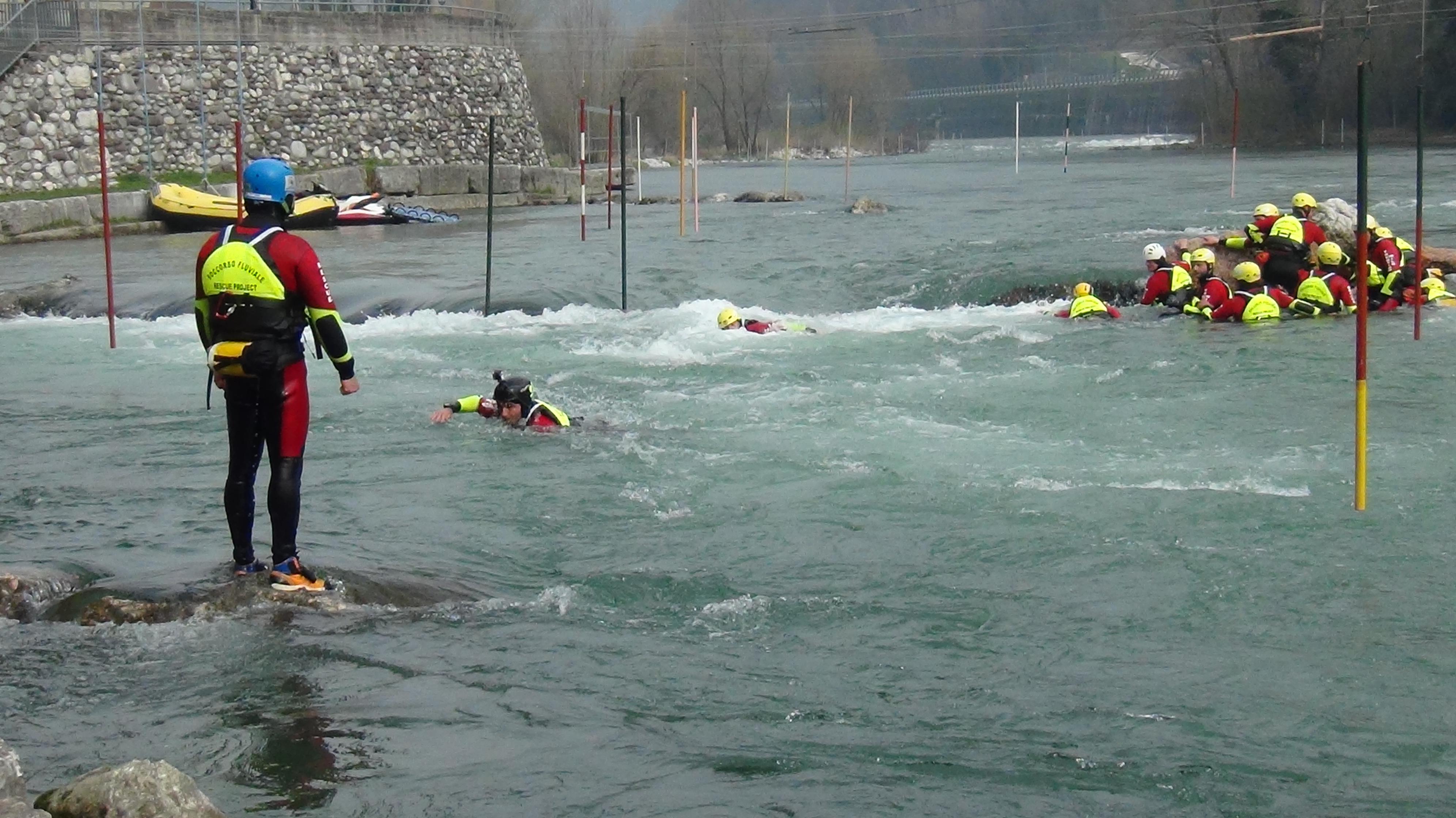 parte 6, nuotare in una rapida cosa fare?conclusioni…