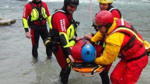 soccorso fluviale