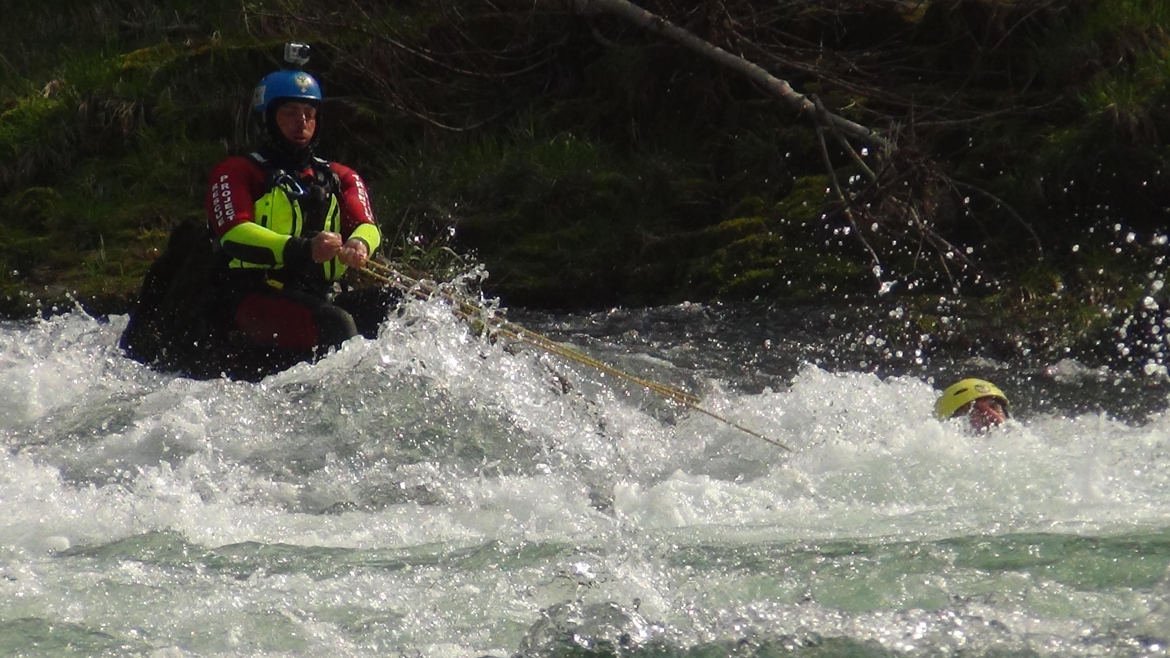 Parte 2: Nuotare in fiume cosa devo sapere e cosa è sbagliato.