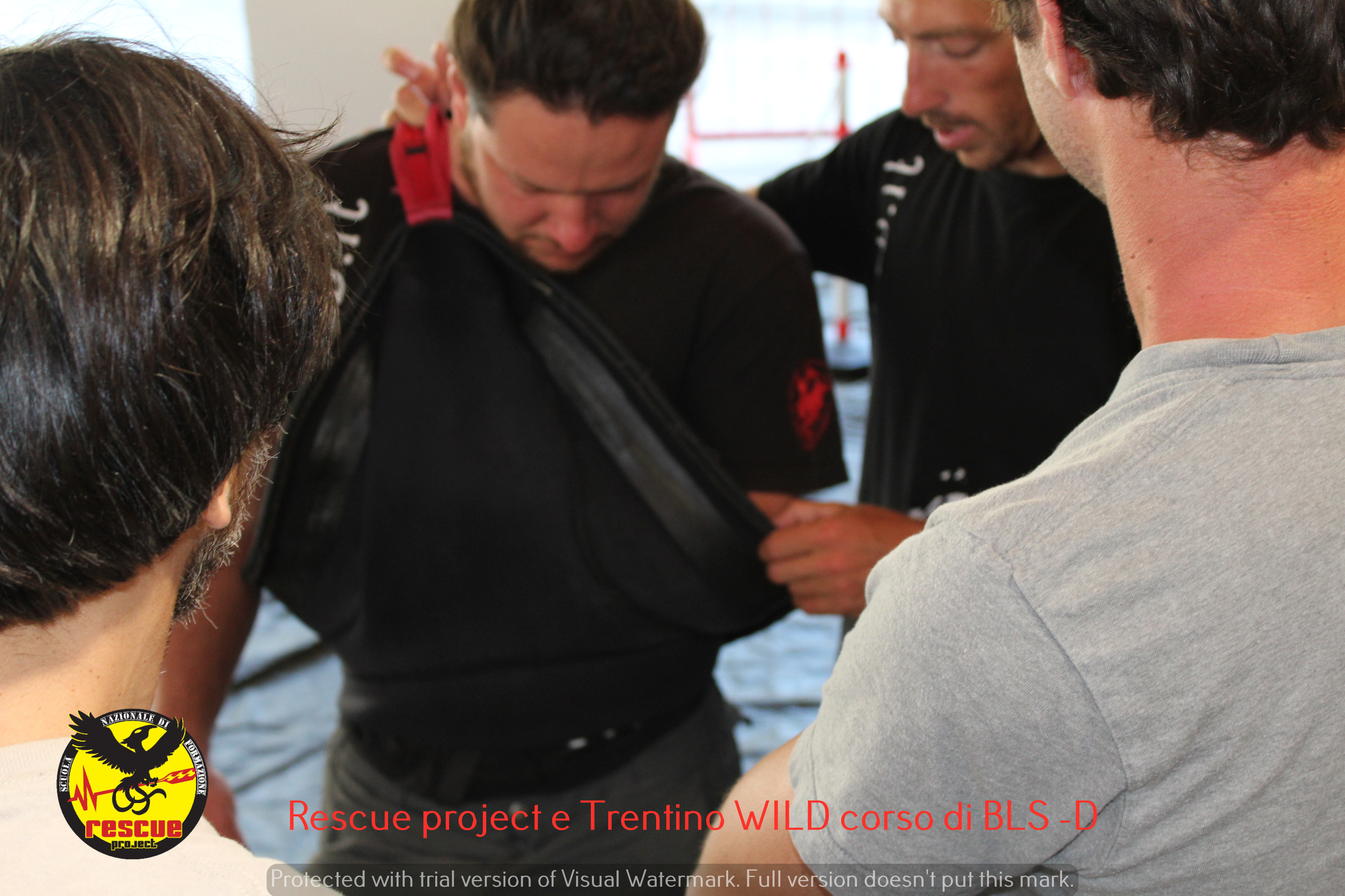 Rafting con Trentino WILD in Val di Sole17