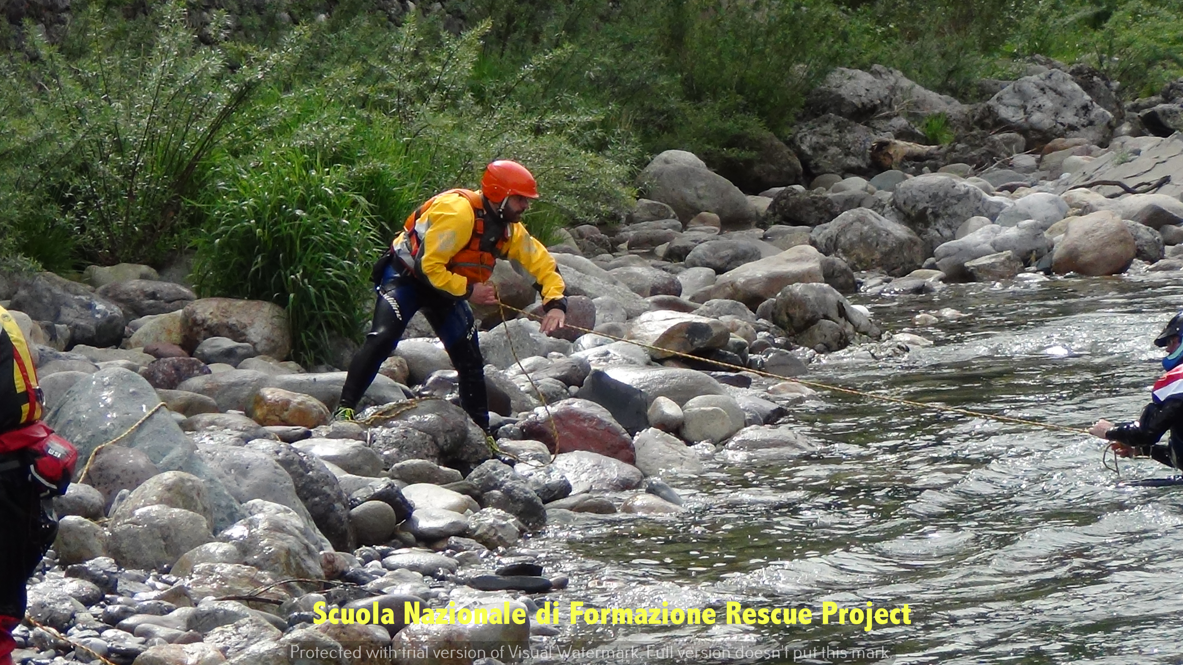 Scuola Nazionale di Formazione Rescue Project36