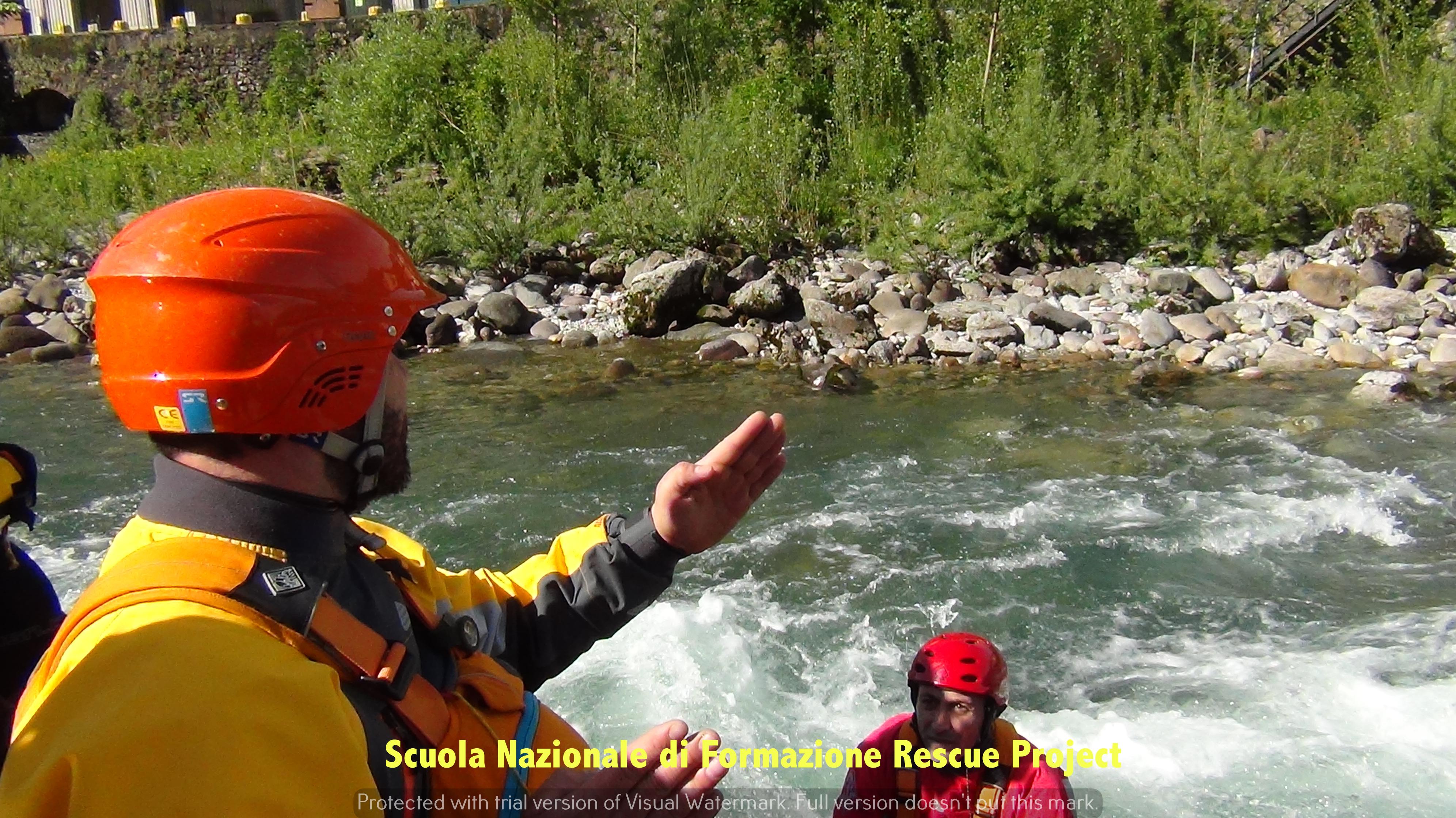 Scuola Nazionale di Formazione Rescue Project5