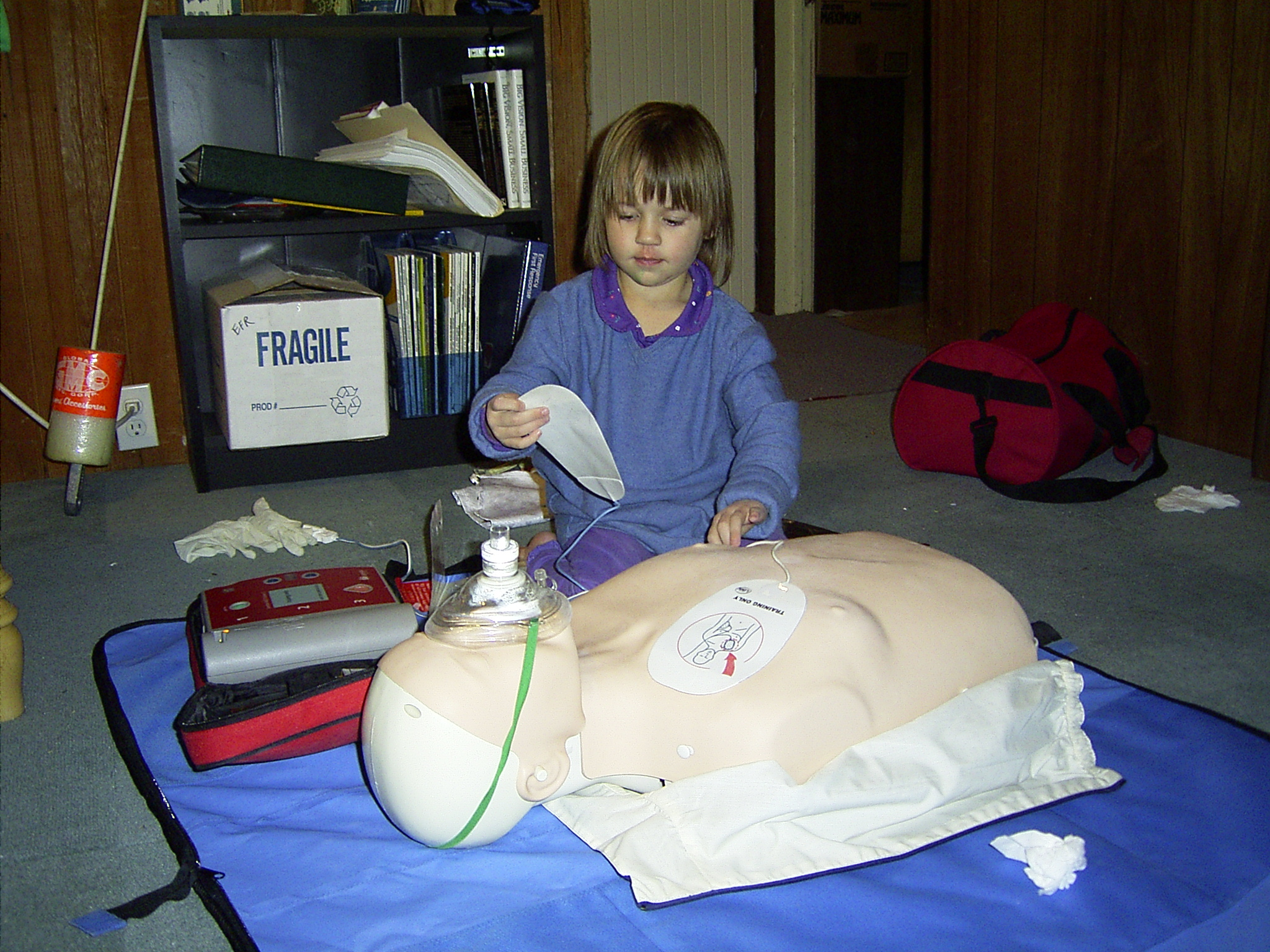 using-aed