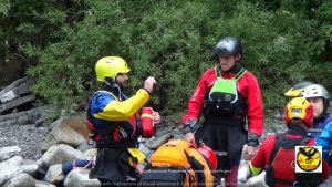 Rafting in Trentino e in Val di Sole112