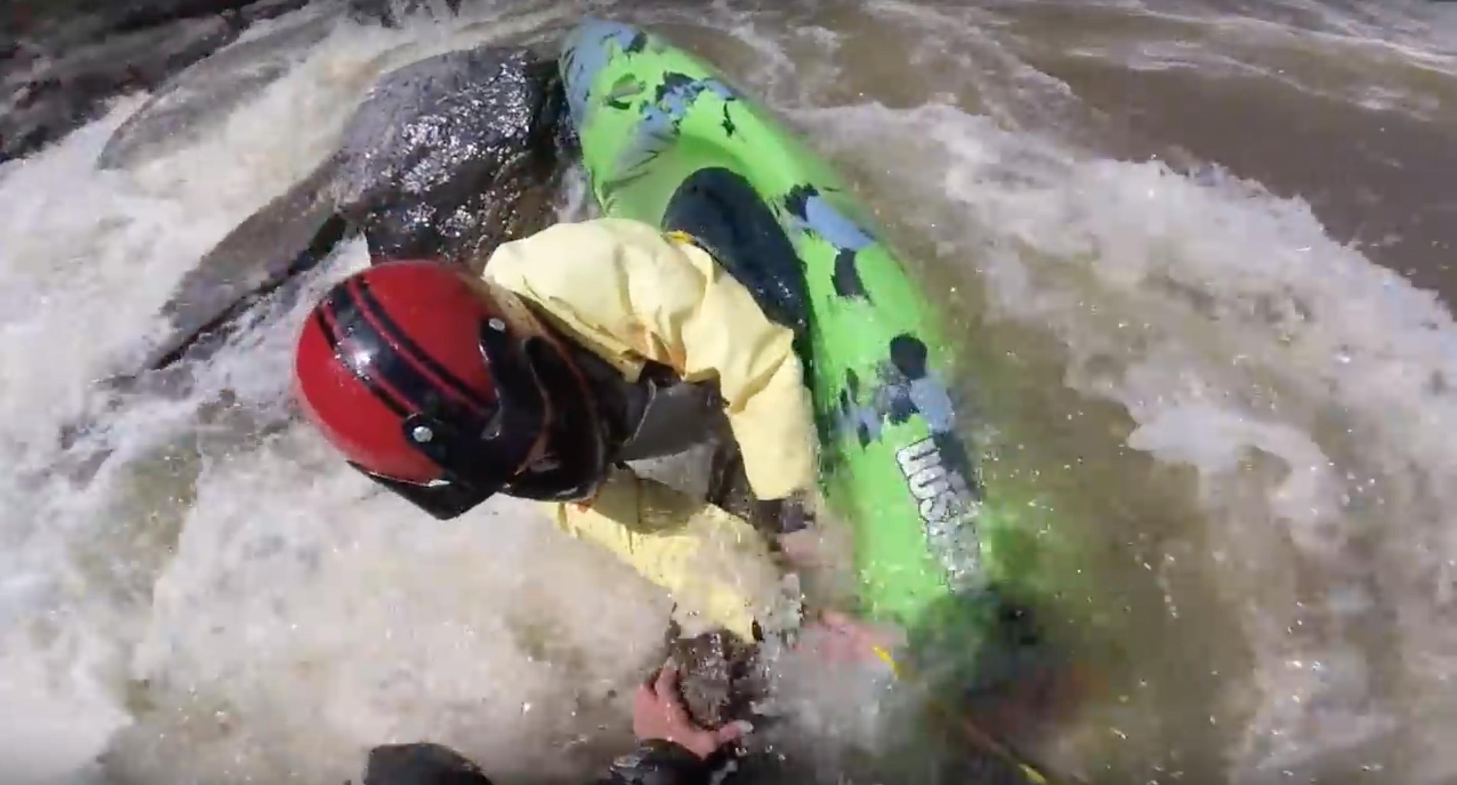 Prevenzione incidenti rafting e kayak