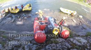 S.a.r. Rescue pro-jet boat