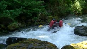 rescue project il nuovo mezzo a motore S.a.r. Rescue pro-jet boat