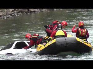 corso rafting