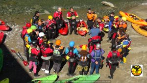 Rafting in Trentino e in Val di Sole95