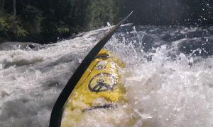 Tuna kayak 2.0