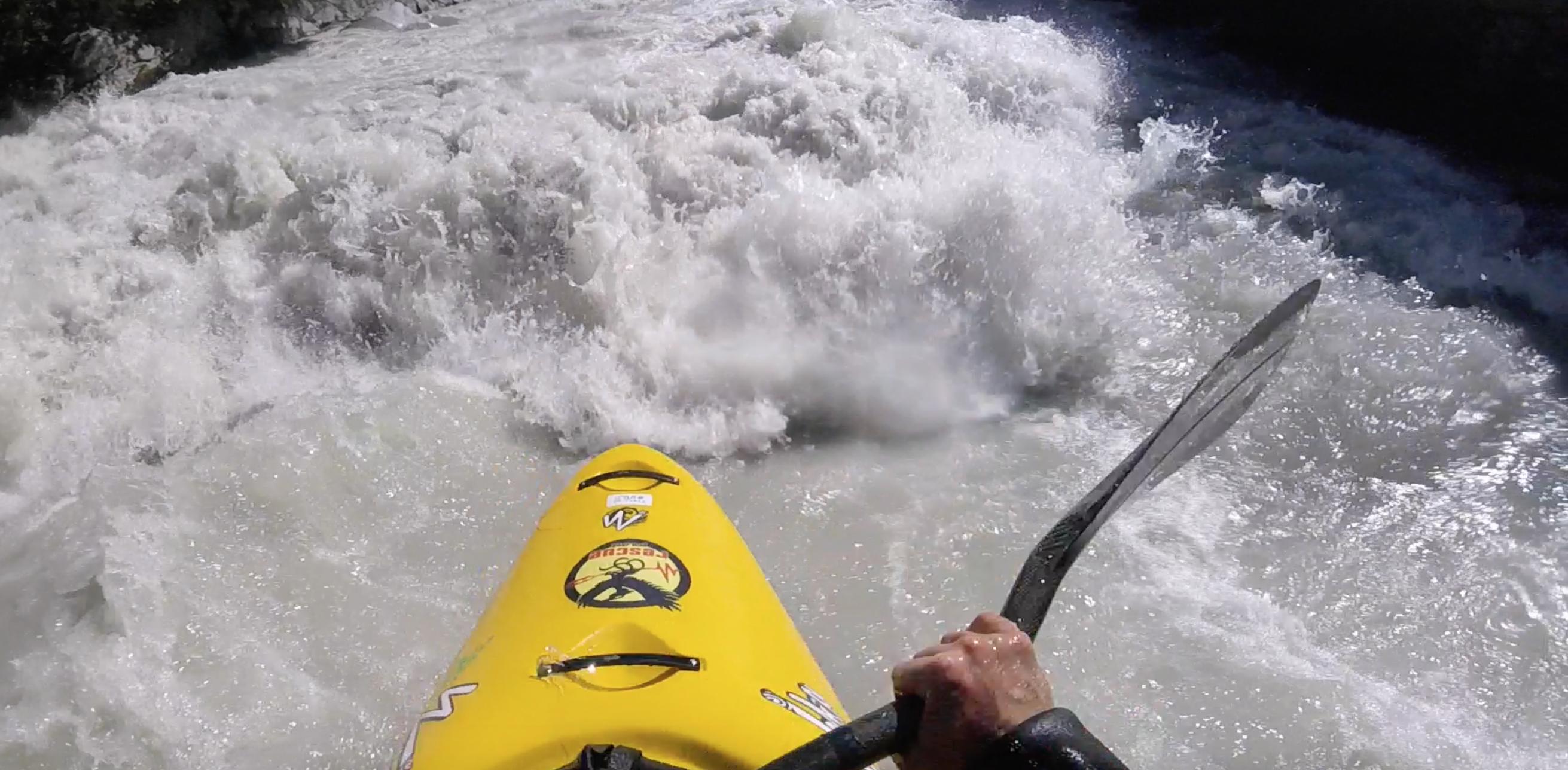 Si apre la stagione del kayak