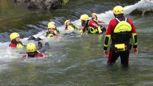 rischio caduta in acqua 32 ore