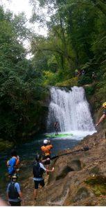 cascata cillittinu